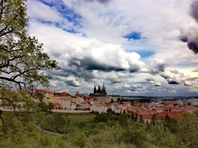 praha cechy cesko prazsky hrad strahovsky klastor