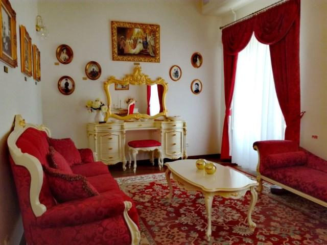 bardejov bardejovske kupele saris slovensko liecebny dom alzbeta muzealny apartman sisi