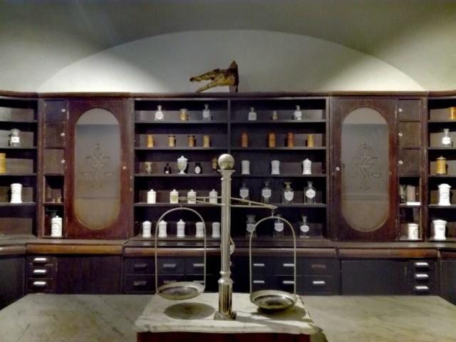 bardejov bardejovske kupele saris slovensko sarisske muzeum lekarenska expozicia vila rakoci