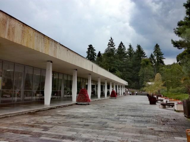 bardejov bardejovske kupele saris slovensko kolonada