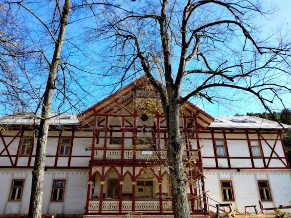 poprad kvetnica spis tatry vysoke tatry presovsky kraj slovensko vila pod hradom vila stur