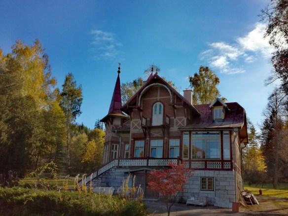 poprad kvetnica spis tatry vysoke tatry presovsky kraj slovensko vila rath vila zamocek