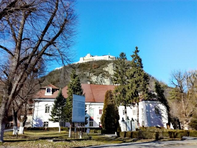 deva sedmohradsko transylvania rumunsko romania hunedoara museum of dacian and roman civilization