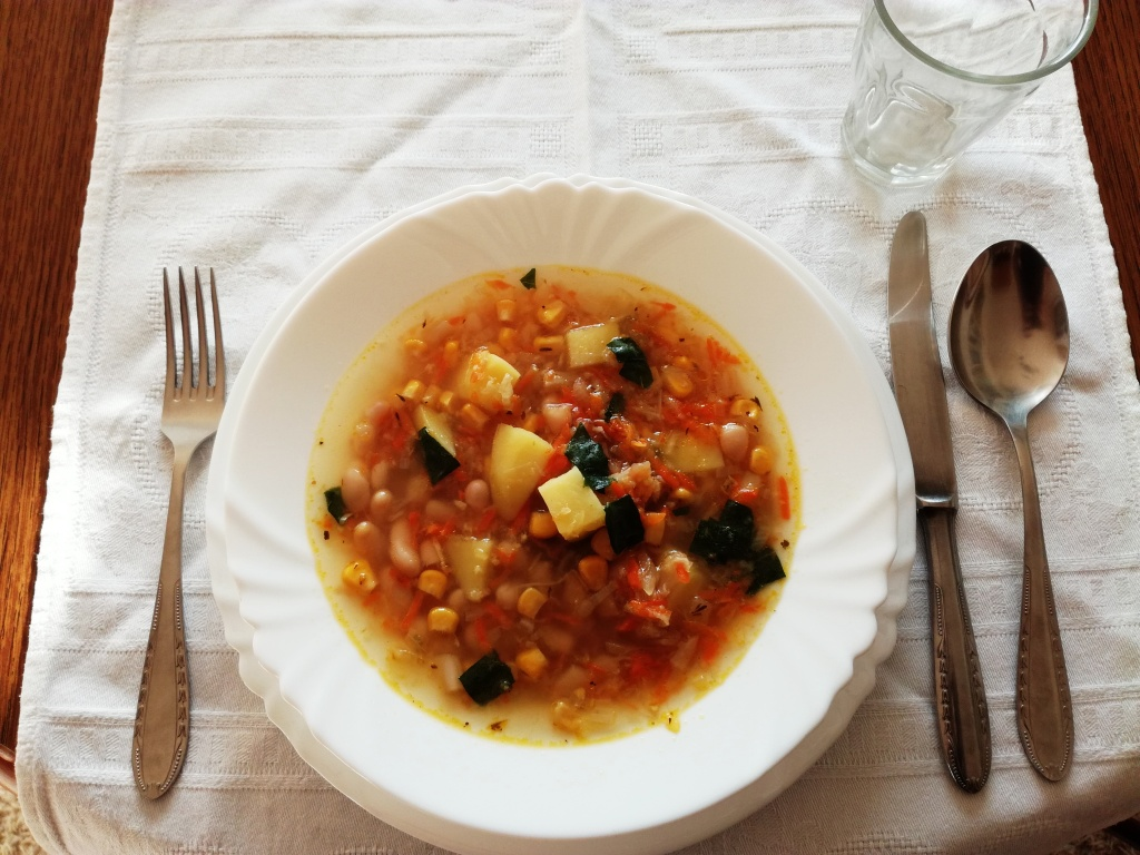 zeleninova polievka titanic 3. trieda