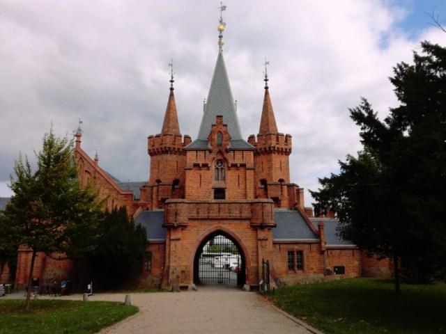 zamek hradec nad moravici opavske slezsko opava severni morava moravskoslezskykraj