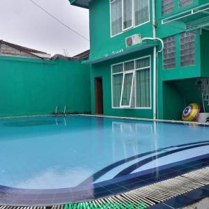 Villa Hijau Cipanas 3 Kamar Private Pool & Billiard