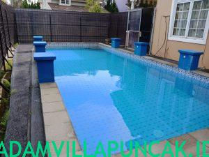 Villa Maryland Puncak 3 Kamar (Private Pool)