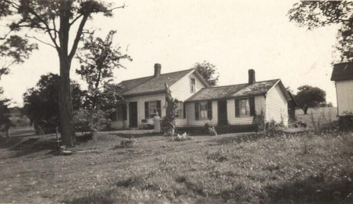 Harry Benson's house (circa 1937)