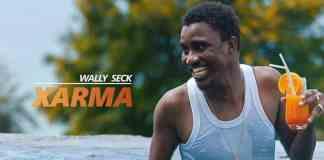 Wally B Seck dans le nouveau morceau Xarma