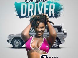 Ebony dans le nouveau morceau Be Your Driver
