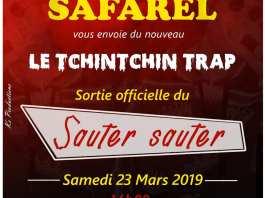 Safarel Obiang - Sauter Sauter