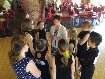 danslectures voor kids