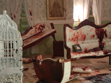 Jane Austen and the Zombie Apocalypse Parlor