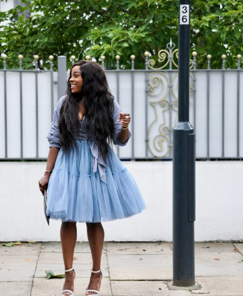 A Special Piece: The Tulle Skirt