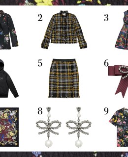 Adaora's Erdem and HM collaboration picks