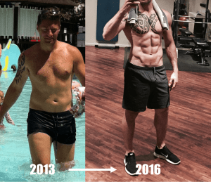 An Intro — Steve's Body 'Journey' and 2018 Goals