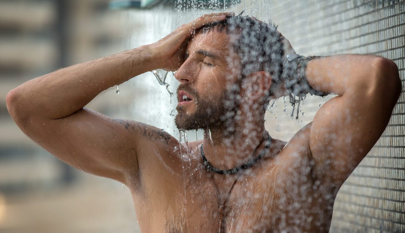 Benefits of Contrast Showering
