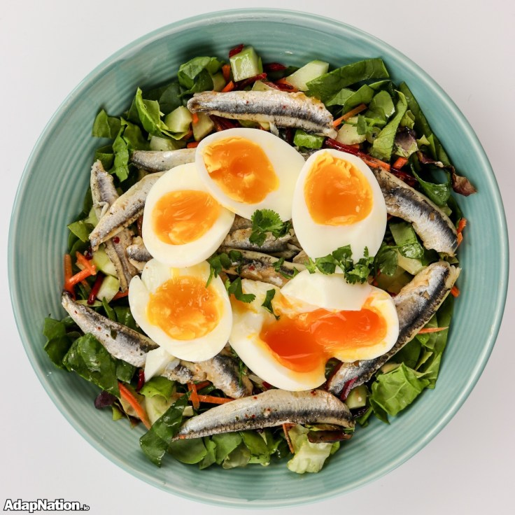 Anchovy Nicoise