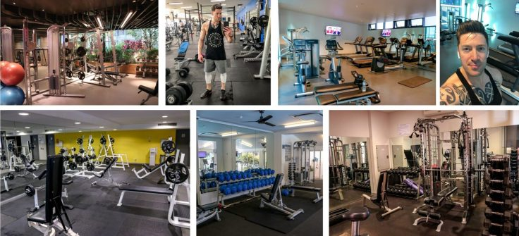 Oz Holiday Gyms