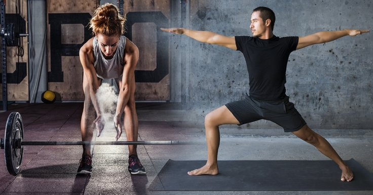 What is needed - Crossfit or Yoga?