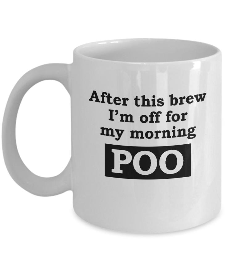 Morning Poo