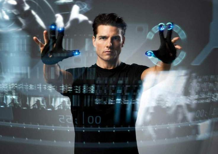 Mental sharpness like Tom Cruise in minority report