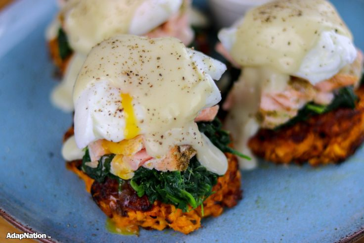 Sweet Potato Eggs Royale p2