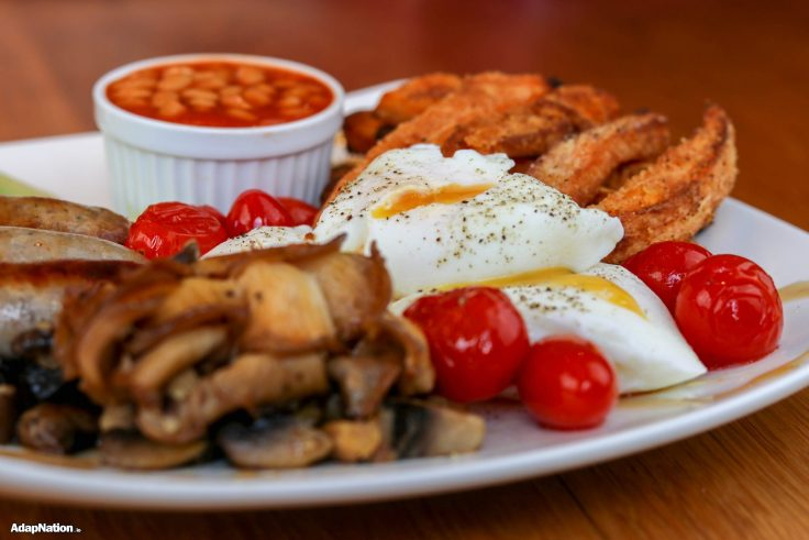 The BEST British Fry Up Ever! - IIFYM+ Thrive inspired p4