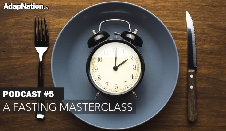 A Fasting Masterclass