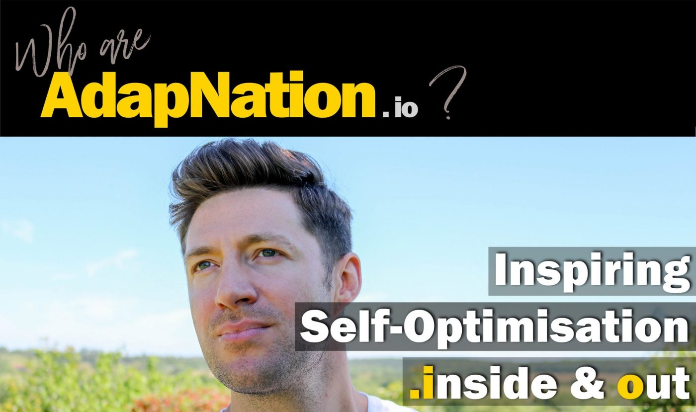 Who Are AdapNation - About Us
