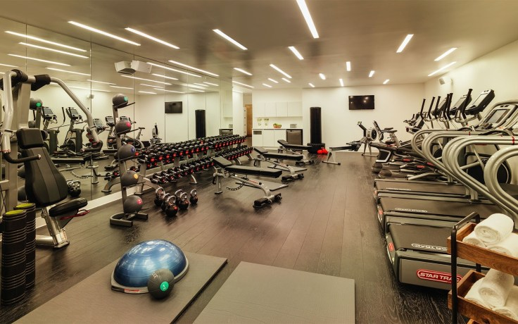 Hotel Gyms