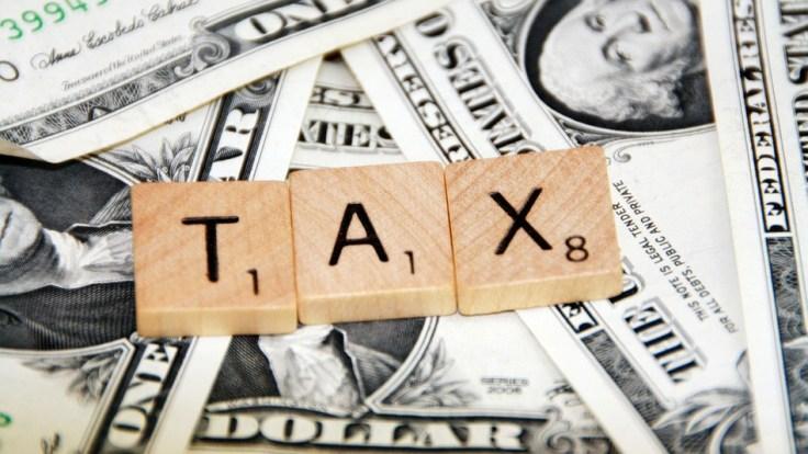 A small tax