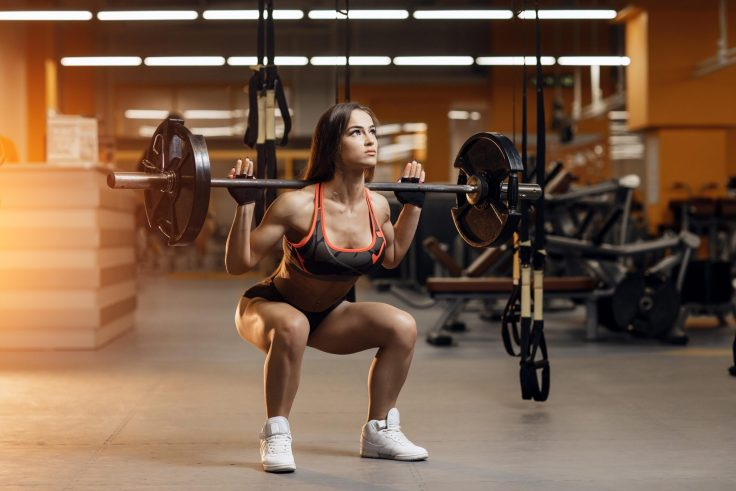 Traditional Strength Training in your Follicular Phase