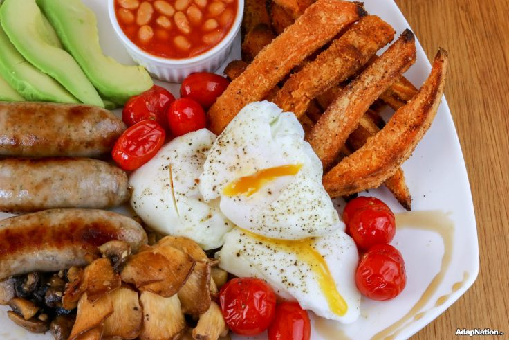 The BEST British Fry Up Ever! – IIFYM+ Thrive inspired