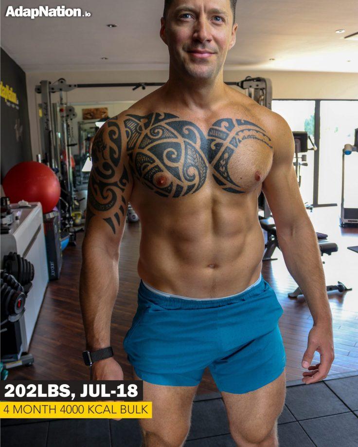 Steve Katasi Bulk July 2018