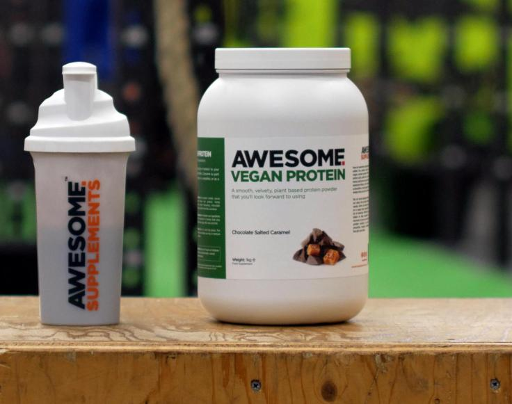 Awesome Vegan Protein