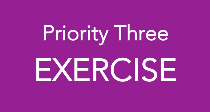 AdapNation's #BeYourBest Self-Optimisation Journey - Priority 3 Exercise