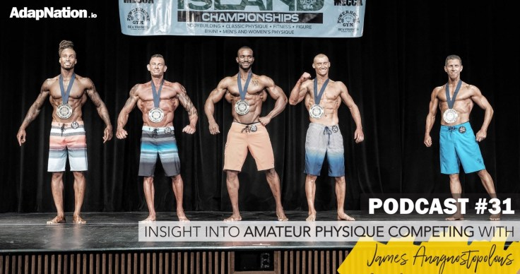 Amateur Physique Competing