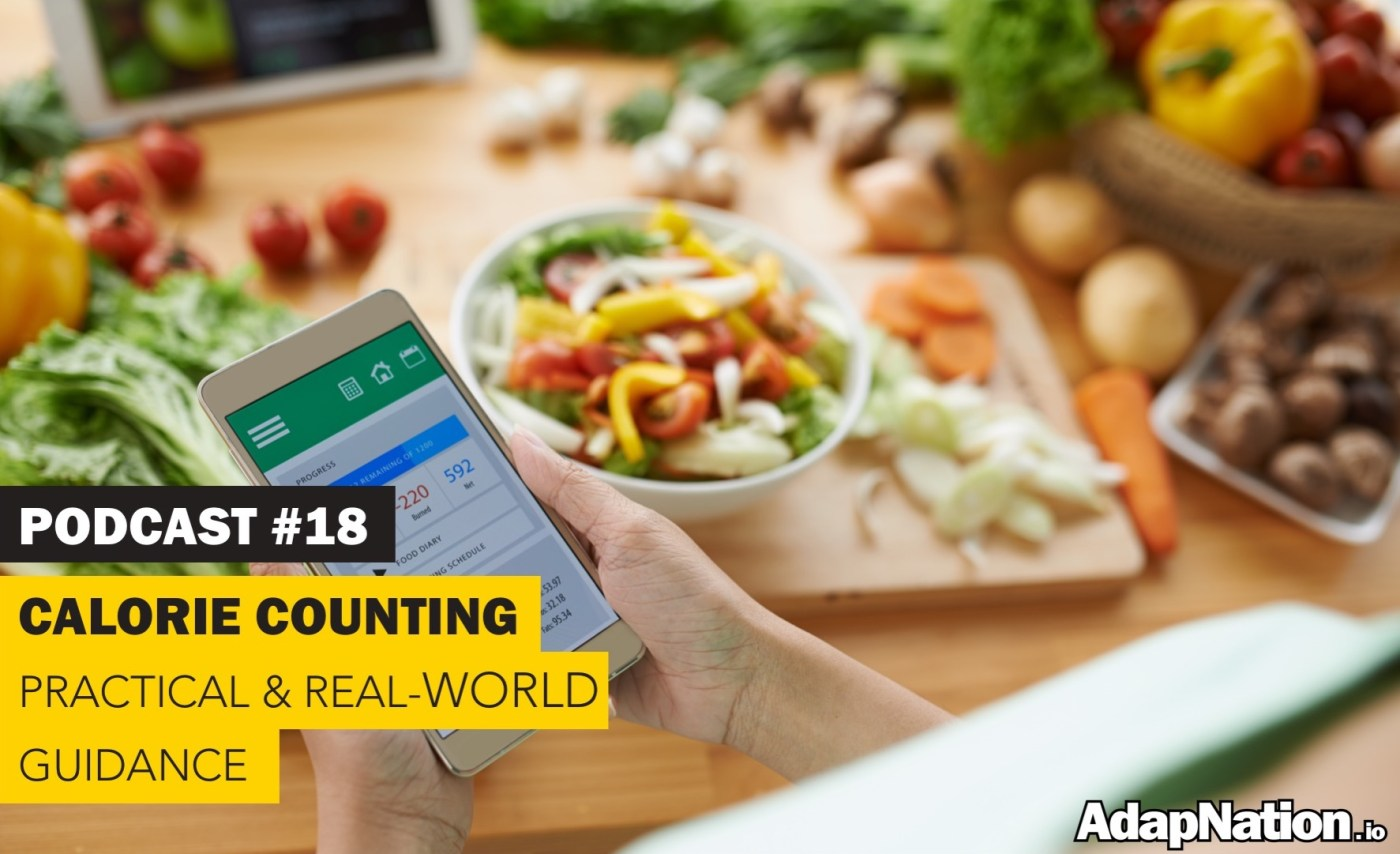 how to Calorie Counting