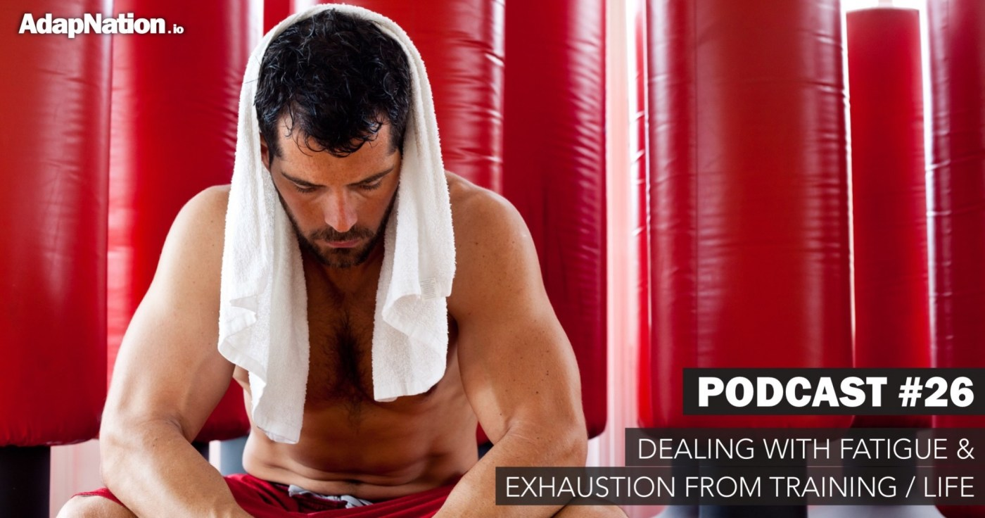 Dealing with exhaustion