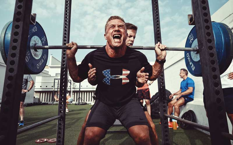 increasing squat strength