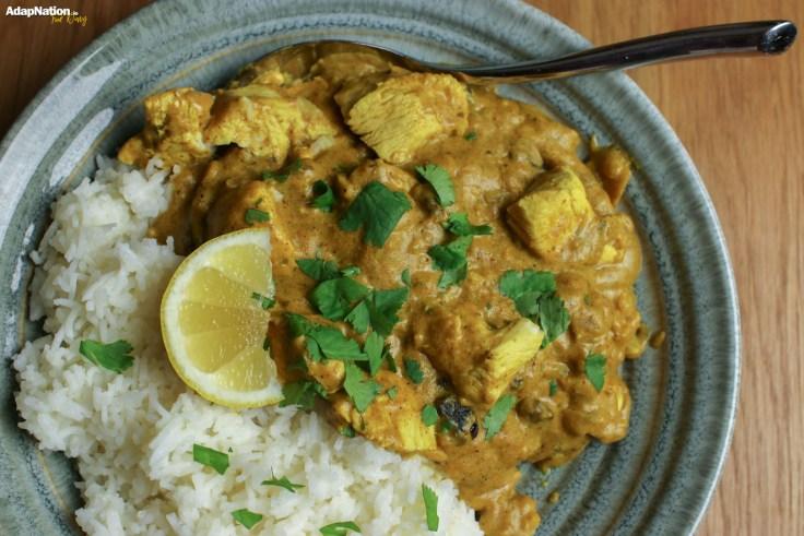 Delicious Home-Made Chicken Korma p3