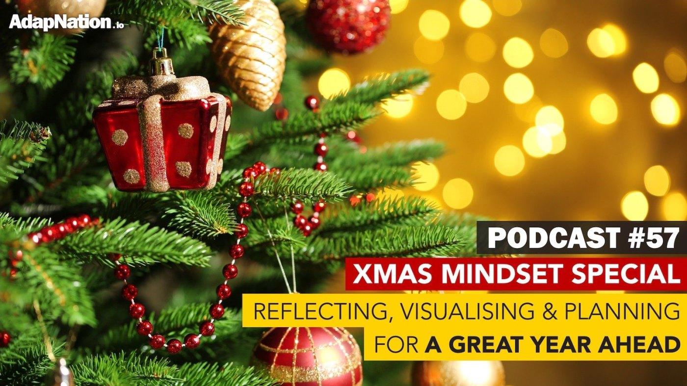 Christmas Mindset Resolution