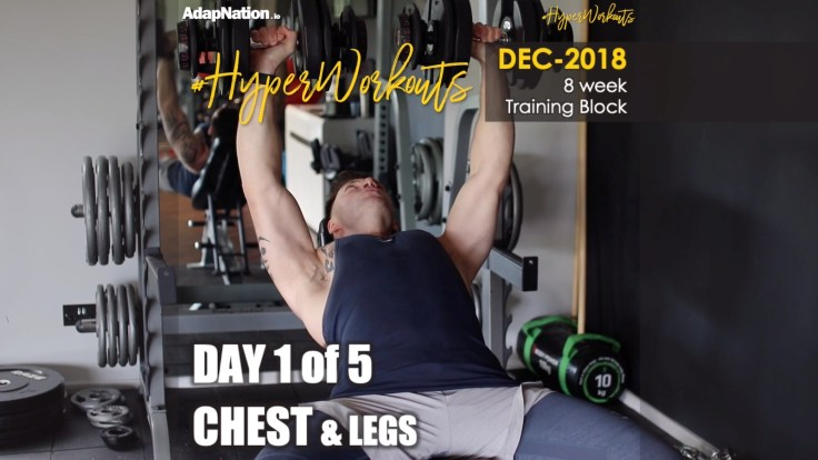 Gents DEC-18 #HyperWorkouts CHEST