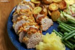 Sage & Onion Pork Tenderloin