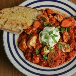 Smoky Chicken & Chorizo Stew – A Winter Warmer!
