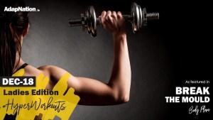 DEC-18 LADIES #HyperWorkouts – 8-Week Weight Training Block