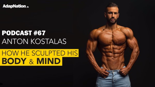 Anton Kostalas Body builder