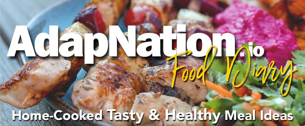 AdapNation Food Diary