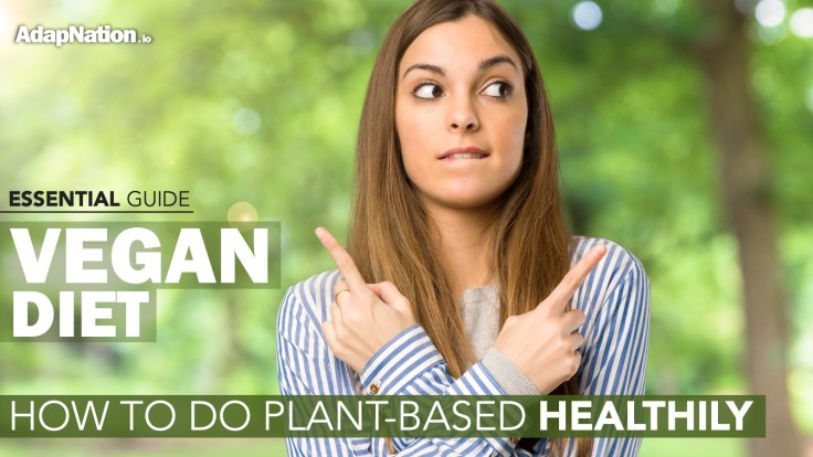 Vegan Plant-Based Diet – Tips On How To Do It Healthily
